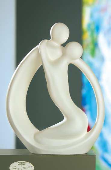 Hetzels m bel und wohnaccessoires hetzels online - Statue contemporaine design ...